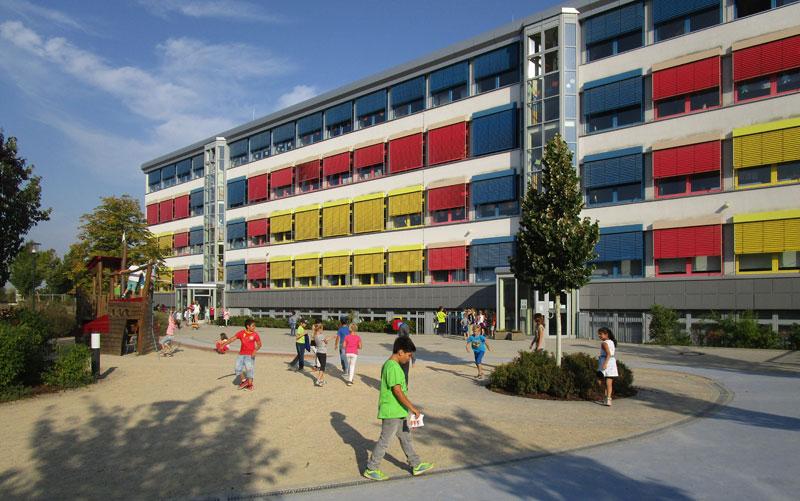Foto der Schule